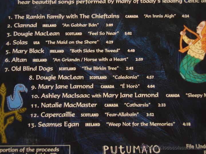 CDs de Música: CELTIC TIDES, A MUSIC ODYSSEY - Foto 2 - 51366973