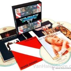 CDs de Música: VAN HALEN * BOX 6CD * THE STUDIO ALBUMS 1978-1984 * LTD CAJA PRECINTADA!!. Lote 51371728