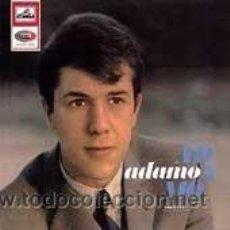 CDs de Música: ADAMO - LA NUIT (CD) + 8 BONUS. Lote 51388009