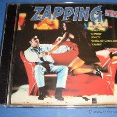 CDs de Música: ZAPPING / CANCIONES DE ANUNCIOS / PUBLICIDAD / 2 CD. Lote 51392138