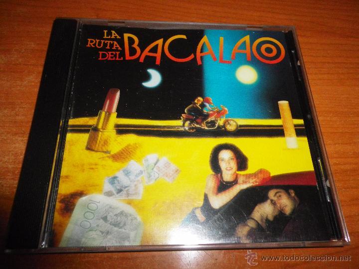 LA RUTA DEL BACALAO CD ALBUM DEL AÑO 1993 HADDAWAY SAVAGE DR. ALBAN 2 UNLIMITED QUN QUN DISCO DANCE (Música - CD's Disco y Dance)