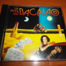 CDs de Música: LA RUTA DEL BACALAO CD ALBUM DEL AÑO 1993 HADDAWAY SAVAGE DR. ALBAN 2 UNLIMITED QUN QUN DISCO DANCE. Lote 204974358