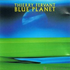 CDs de Música: CD THIERRY FERVANT - BLUE PLANET. Lote 51414039