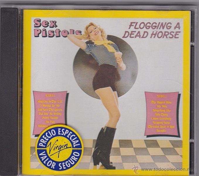 Flogging A Dead Horse Sex Pistols