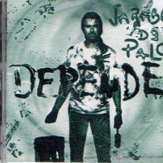 CDs de Música: CD JARABE DE PALO DEPENDE . Lote 51420635