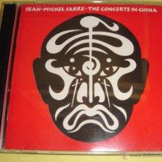 CDs de Música: JEAN MICHEL JARRE / THE CONCERTS IN CHINA / DISQUES DREYFUS / 2 CD. Lote 51429497