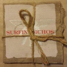 CDs de Música: SURFIN' BICHOS - HERMANOS CARNALES (EDICIÓN LIMITADA PROMOCIONAL) TOTALMENTE NUEVO. Lote 51435762