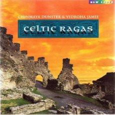 CDs de Música: CD CHINMAYA DUNSTER & VIDROA JAMIE - CELTIC RAGAS. Lote 51436239
