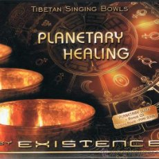 CDs de Música: CD EXISTENCE - PLANETARY HEALING 2 CDS. Lote 51445120
