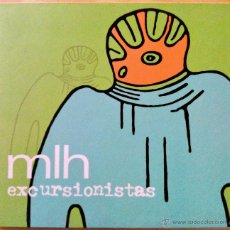 CDs de Música: MLH, EXCURSIONISTAS - CD DIGIPAK. Lote 51446936
