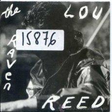 CDs de Música: LOU REED / WHO AM I (CD SINGLE 2002). Lote 51453641