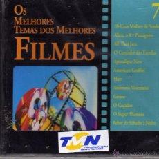CDs de Música: CD MUSICA DE CINE RECOPILATORIA CANCIONES DE CINE Nº 7 PRECINTADO. Lote 51469029
