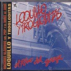 CDs de Música: LOQUILLO Y TROGLODITAS - EL RITMO DEL GARAGE - GRANDES CLÁSICOS DEL POP Y EL ROCK DE AQUÍ. Lote 51470785