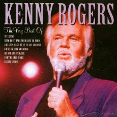 CDs de Música: DOBLE CD ALBUM: KENNY ROGERS - THE VERY BEST OF KENNY ROGERS - 34 TRACKS - PEGASUS 1999. Lote 51474892
