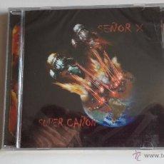 CDs de Música: CD NUEVO PRECINTADO SEÑOR X SÚPER CAÑÓN DEATH METAL VIDEOS BONUS MUTANT 2008. Lote 66012033
