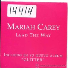 CDs de Música: MARIAH CAREY / LEAD THE WAY (CD SINGLE CARTON PROMO 2001). Lote 51478972