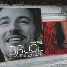CDs de Música: HUMAN TOUCH,BRUCE SPRINGSTEEN,CD-LIBRO. Lote 51479626