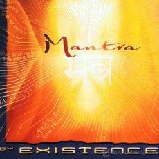 CDs de Música: CD EXISTENCE - MANTRA. Lote 51484032