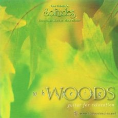 CDs de Música: DAN GIBSON'S SOLITUDES - WHISPERING WOODS. Lote 51499979