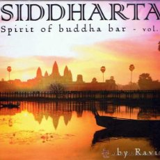 CDs de Música: SIDDHARTA - SPIRIT OF BUDDHA BAR - VOL. 2 (2 CDS). Lote 51500152