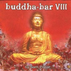 CDs de Música: BUDDHA BAR VOL. 8 BY SAM POPAT (2 CDS). Lote 51500524