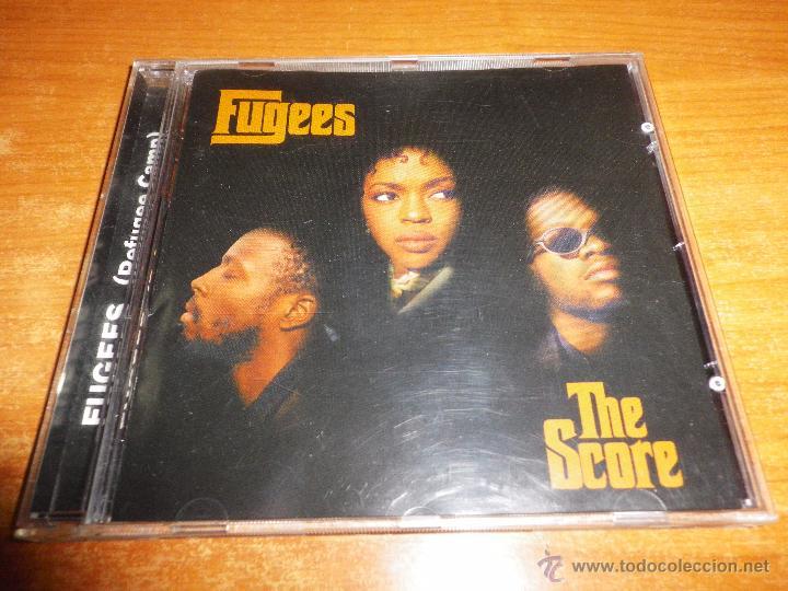 FUGEES THE SCORE CD ALBUM DEL AÑO 1996 HECHO EN AUSTRIA CONTIENE 17 TEMAS LAURYN HILL WYCLEF (Música - CD's Reggae)