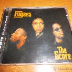 CDs de Música: FUGEES THE SCORE CD ALBUM DEL AÑO 1996 HECHO EN AUSTRIA CONTIENE 17 TEMAS LAURYN HILL WYCLEF. Lote 51507598