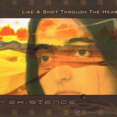 CDs de Música: CD EXISTENCE - LIKE A SHOT THROUGH MY HEART. Lote 51511020
