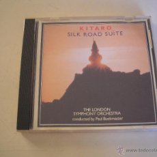 CDs de Música: KITARO - SILD ROAD SUITE CD. Lote 51513301