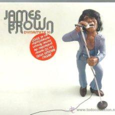CDs de Música: JAMES BROWN DYNAMITE X REMASTERED. Lote 51522916