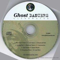 CDs de Música: CD CLEARWATER - GHOTS DANCERS. Lote 51529155