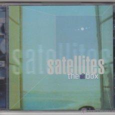 CDs de Música: SATELLITES - THE BOX. Lote 51540949