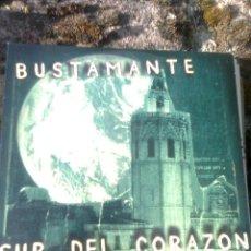 CDs de Música: BUSTAMANTE, JULIO - SUR DEL CORAZÓN (CHEWAKA-VIRGIN, 1998) - ESCASO. Lote 51570740