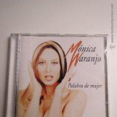CDs de Música: MONICA NARANJO PALABRA DE MUJER 1997 1 DISCO. Lote 51575844