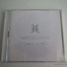 CDs de Música: HEROES DEL SILENCIO CANCIONES 84 96 2CDS 2000. Lote 51576318