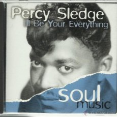 CDs de Música: PERCY SLEDGE - I'LL BE YOUR EVERYTHING - CD ALTAYA 1996. Lote 51581639