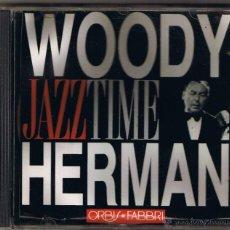 CDs de Música - JAZZ TIME - WOODY HERMAN - 51584681