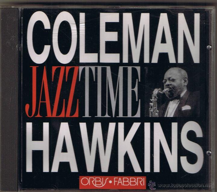JAZZ TIME - COLEMAN HAWKINS (Música - CD's Jazz, Blues, Soul y Gospel)