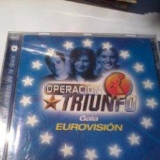 CDs de Música: CD. OPERACIÓN TRIUNFO. GALA EUROVISIÓN. MB1CD. Lote 59851137
