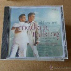 CDs de Música: ALL THE BEST OF MODERN TALKING. CD 3. 21 TEMAS. Lote 51649442