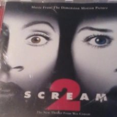 CDs de Música: CD. SCREAM 2. MB2CD. Lote 51658387