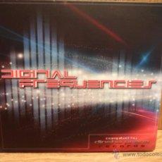 CDs de Música: DIGITAL FREQUENCIES. CD / DINSHA PRANA RECORDS - 2009 - 9 TEMAS / CALIDAD LUJO.. Lote 51693746