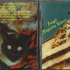 CDs de Música: ANGEL (ESPIRITU LIBRE) CD ANGELESIA.1996.RAREZA.EN PERFECTO ESTADO. Lote 51697545