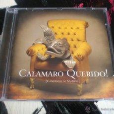 CDs de Música: CALAMARO QUERIDO! - CANTANDO AL SALMON - CD ALBUM - SONY - 2006. Lote 51698867