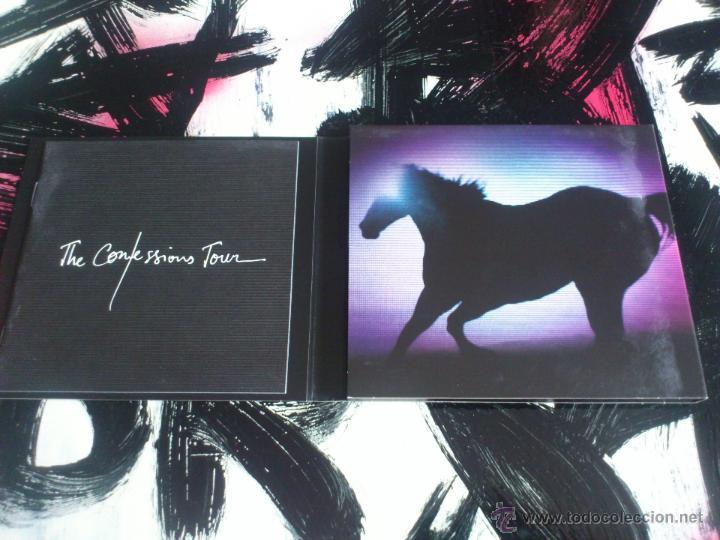 CDs de Música: MADONNA - CONFESSIONS TOUR - CD + DVD EDITION - WARNER - 2007 - Foto 3 - 51699813