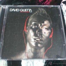 CDs de Música: DAVID GUETTA - JUST A LITTLE MORE LOVE - CD ALBUM - VIRGIN - GUMPROD - 2002. Lote 51712874