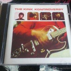 CDs de Música: THE KINKS - THE KINK KONTROVERSY - CD ALBUM - CASTLE - 1989. Lote 51714650