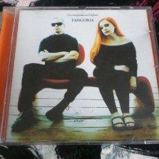 CDs de Música: FANGORIA - UNA TEMPORADA EN EL INFIERNO - CD ALBUM - SUBTERFUGE - 1999. Lote 51715066