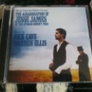 CDs de Música: THE ASSASSINATION OF JESSE JAMES BY THE COWARD ROBERT FORD - BSO - CD ALBUM - CAVE - ELLIS - 2007. Lote 51715538