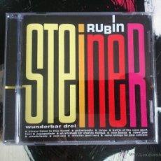 CDs de Música - RUBIN STEINER - WUNDERBAR DREI - CD ALBUM - BMG - 2002 - 51720319